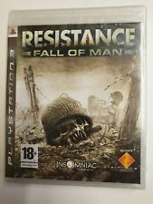 Resistance: Fall of Man (PS3) - French/German/Spanish/Italian - [New & Sealed]