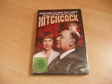 DVD Hitchcock - 2013 - Anthony Hopkins Helen Mirren