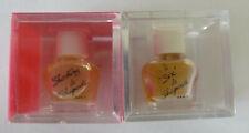 """2 miniatures """"Shocking et Le Six"""" de Schiaparelli"""
