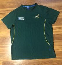South Africa Springboks 2011 Rugby World Cup New Zealand Women's (L) Polo Shirt