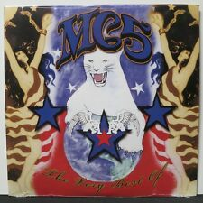 MC5 'The Very Best Of' Vinyl LP NEW SEALED