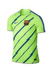 Nike FC Barcelona 2016 - 2017 Pre Match Training Jersey Green Size XL