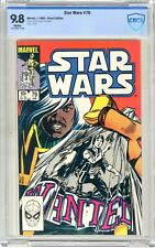 Star Wars   #79   CBCS   9.8   NMMT   White pages   1/84