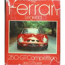 FERRARI LEGEND 250 GT COMPETITION - LIVRE D'OCCASION