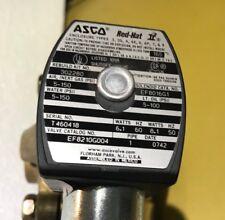 ASCO EF 8210G004 2-Way Normally Closed 480Volt /60, 415-440Volt /50