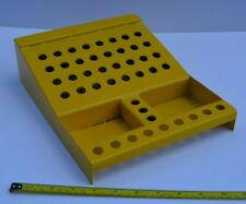 Heavy Duty Milling cutter / Morse Taper 1 Drill bit / Reamer Storage Rack Tray