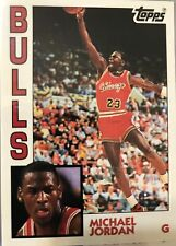 1992-93 Topps Archives Michael Jordan. Card #52. Excellent condition.