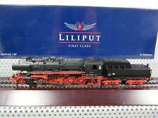 Liliput H0 105212 Dampflok Schlepptenderlok BR 52 8063 der DR Analog DC in OVP