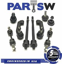 8 Pc New Suspension Steering Kit for Ford Expedition F-150 and Lincoln Navigator