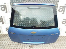 CHEVROLET TACUMA CDX 5 DOOR 2005 TAILGATE (BARE) CORNER CREASED OVER AS PICTURED