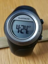 Men's Black Garmin Forerunner 405 GPS Running Watch