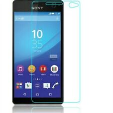 100% Genuine Tempered Glass Screen Protector Premium Film for Sony Xperia C4