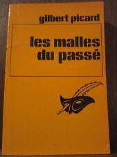 Gilbert Picard: Les Malles du Passé /Le Masque N°1609 Champs-Elysées