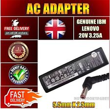 Genuine Ibm-lenovo IdeaPad Z580 2151-29u 20v 3.25a 65w Laptop Adapter Charger