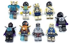 LEGO LOT OF 9 LEGENDS OF CHIMA MINIFIGS ARMORED BIRD LIKE CREATURES GENUINE