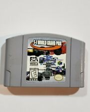 F-1 World Grand Prix (Nintendo 64) N64