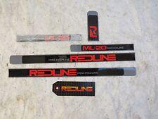 REDLINE DECALS MICRO-LINE ML20 BMX RACING STICKERS VINTAGE NOS