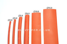 Heat Shrink Insulation Tubing Various Diameter Sizes, Colour and Length