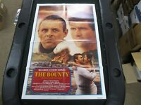 One Sheet Movie Poster The Bounty 1984 Mel Gibson Anthony Hopkins Edward Fox