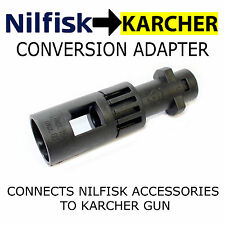 Nilfisk To Karcher K-Series Conversion Adaptor Coupling connector