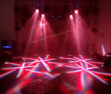 CREE 4in1 RGBW 12X10W LED Beam & Flower Moving Head for Christmas New Year light