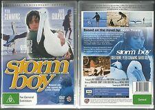STORM BOY GREG ROWE DAVID GULPILIL PETER CUMMINS FROM COLIN THIELE NOVEL NEW DVD