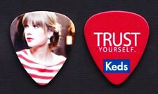 Taylor Swift Keds Trust Yourself Guitar Pick 2013