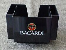 Bacardi Rum Napkin & Stir Stick Holders Home Bar Equipment New