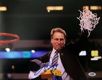 TOM IZZO SIGNED AUTOGRAPHED 11x14 PHOTO MICHIGAN STATE SPARTANS RARE PSA/DNA