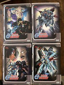 Mobile Fighter G Gundam Complete Dvd Set Round 1-12  Box Set