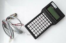 Varian Qterm Iv F195 Keypad Controller For The D947 Spectrometer Leak Detector