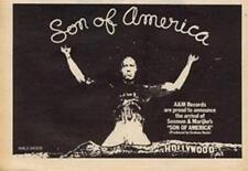Seemon & Marijke Son Of America LP advert Time Out cutting 1972