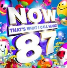 Now 87 That's What I Call Music 2 CD 888430412521