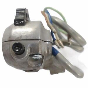 Honda C200 CA200 C201 CA201 Switch Holder Left TEC 4wires NOS