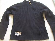 Gilet bleu marine MISSKOW knitwear taille  S 14-15 ans