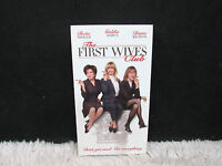 1996 The First Wives Club Starring Bette Midler/Goldie Hawn, Paramount Pics VHS