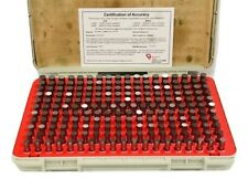 200 Piece Vermont Gage Pin Gauge Set 1001 1399mm Steel Pin Class Zz Plus