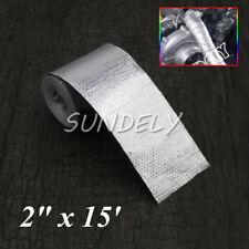 "2"" Self Adhesive Thermoshield Reflective Heat Shield Heatshield Tape Wrapping AU"