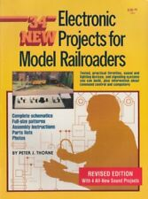 34 New Electronic Projects for Model Railroaders by Thorne, Peter J. Book The