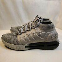 New Under Armour HOVR Phantom Gray Running Shoes 3020972-116 Men's Size 10.5
