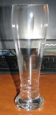 "Schott Zwiesel Bavaria HEFEWEIZEN Beer Glass 0.5 L CLEAR - 10"" tall! - NEW!"