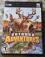 Cabela's Outdoor Adventures (PC, 2009)