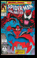 Spider-Man Unlimited 1 Maximum Carnage 1st Shriek Appearance Venom Movie VF