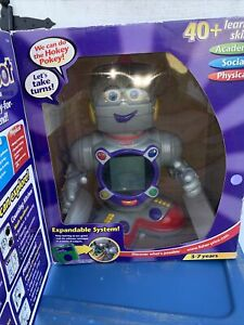 Fisher Price Kasey The Kinderbot Interactive Robot Learning Toy 2001 Mattel
