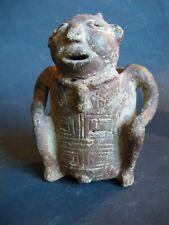 Vase anthropomorphe CAPULI  Epoque précolombienne