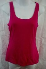 Express Womens Pink Stretch Tank Top Size S