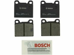 Front Brake Pad Set 9FRN48 for Opel 1900 Deluxe Manta 1970 1969 1971 1972 1973