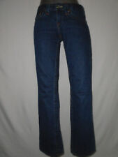 True Religion Womens Johnny Embroider Fairy Jeans Size 27
