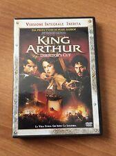 KING ARTHUR   DIRECTOR'S CUT  VERSIONE INTEGRALE INEDITA  DVD