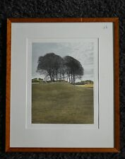 "PHILIP GREENWOOD RE b1943 ""Hilltop"" Limited Edition ETCHING 151/250"